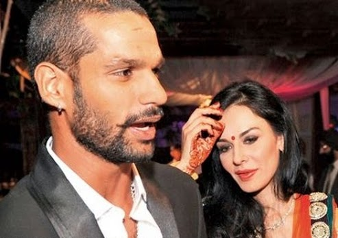 indian-cricketer-shikhar-dhawan-wife-ayesha-mukherjee (2)